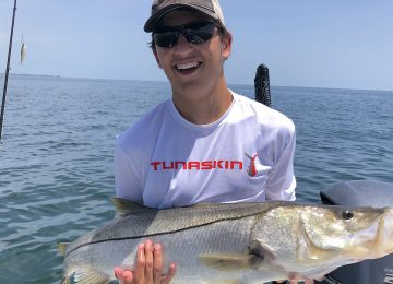 Snook, Redfish Pass, Catch & Release, Sanibel Island Fishing Charters & Captiva Island Fishing Charters, Sanibel Island, Thursday, June 28, 2018.
