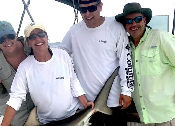 Captiva Fishing, Blacktip Sharks, July 10!